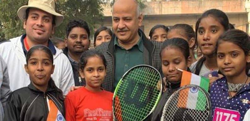 दिल्ली के स्कूलों में चलेगी सफाई की पाठशाला : मनीष सिसोदिया
