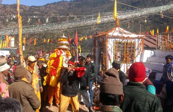 17 वर्षों बाद भ्रमण पर निकली भगवान तुंगनाथ की डोली