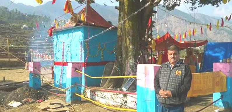 पौड़ी लोकसभा सीट से बद्रीनाथ के विधायक महेंद्र प्रसाद भट्ट ने पेश की दावेदारी