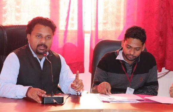 रचनात्मक और रोजगार परक है वैल्यू ऐडेड कोर्स डीटीपी : डॉ. नीरज करण सिंह