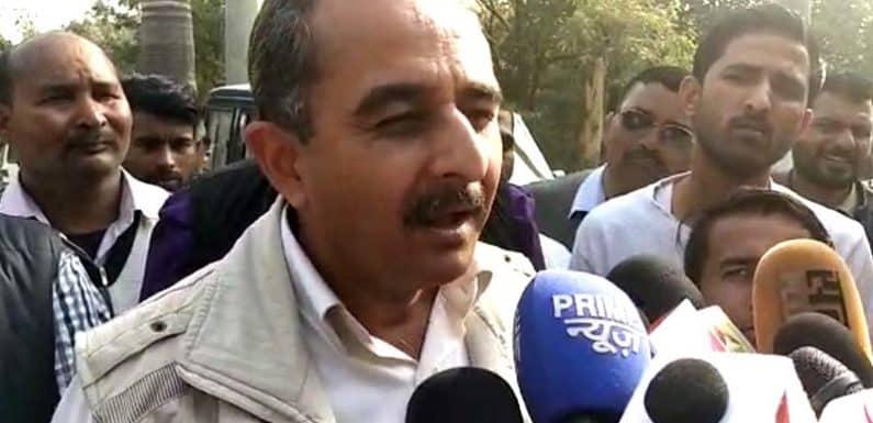 बीजेपी सांसद कीर्तिवर्धन सिंह ने कहा गद्दार हैं नवजोत सिंह सिद्धू