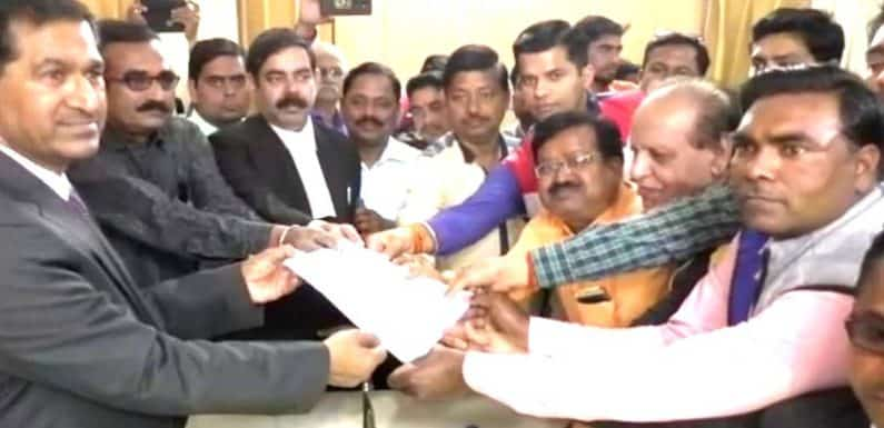 बीजेपी मंत्री रीता बहुगुणा के अभद्र व्यवहार से पत्रकारों में रोष, मुख्यमंत्री को ज्ञापन