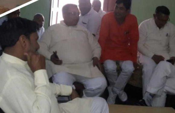 गठबंधन केवल अपने विकास के लिए मांग रहा है वोट-चरण सिंह सैनी