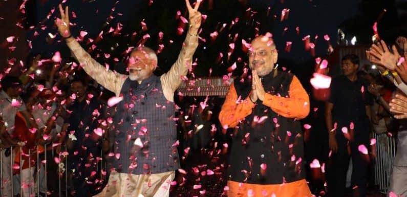 मोदी के बंपर जीत और राहुल के हार के 11 बडे़ कारण