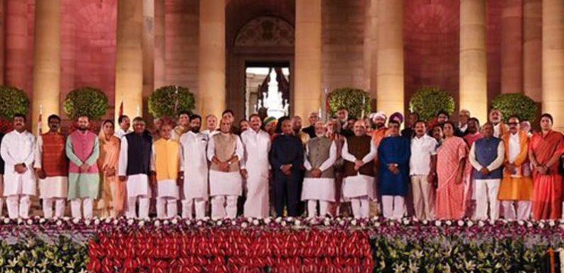 मोदी 2.0, नये मंत्रिपरिषद के उम्मीदभरे चेहरे