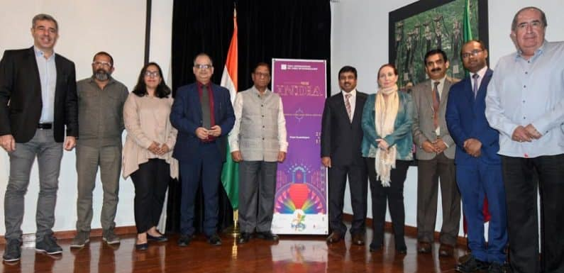 33वें ग्वादालाहारा अंतरराष्ट्रीय पुस्तक मेले में  भारत सम्मानित अतिथि के रूप में नामित