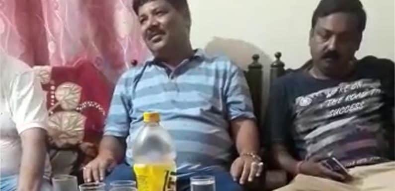 सीतापुर : खबर पर कार्रवाई से बचने के लिए भू माफिया ने दे डाली आत्मा हत्या की धमकी