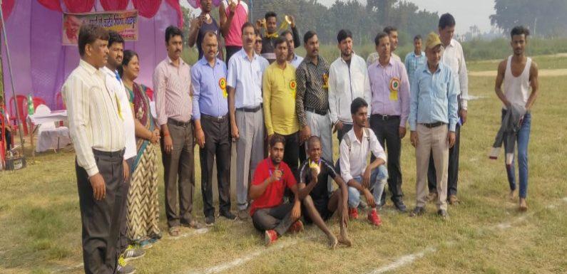 गोरखपुर में दो दिवसीय वार्षिक क्रीड़ा प्रतियोगिता का शुभारंभ हुआ