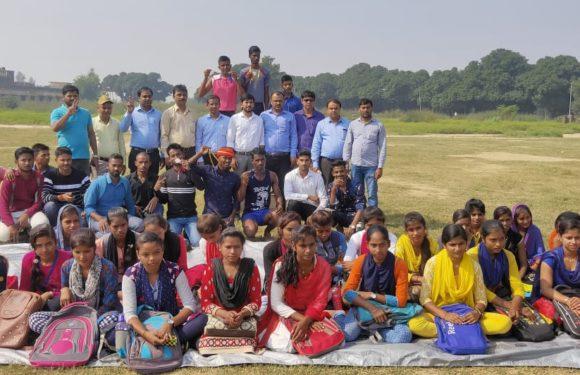 गोरखपुर पीपीगंज में दो दिवसीय वार्षिक क्रीड़ा समारोह का समापन