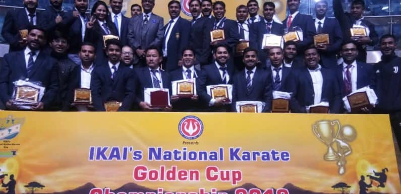 जूडो-कराटे प्रतियोगिता के 'गोल्डन कप' पर यूपी का कब्जा