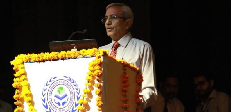पवित्र भाव और जड़ों से जुड़ाव ही सजग समाज की रचना करते हैं-डा. अतुल कृष्ण