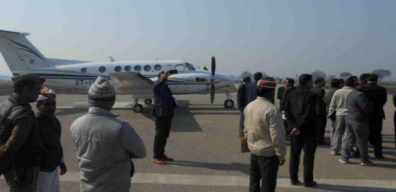 एक्सप्रेसवे और वायुसेवा से जुड़ेगा आजमगढ़-योगी