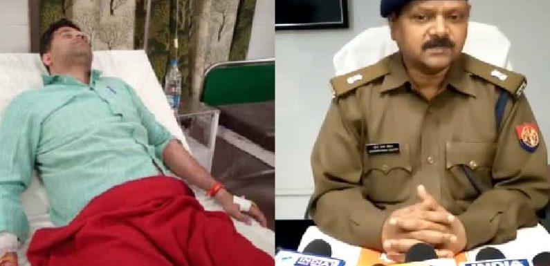 पत्रकार सुधांशु पुरी पर हमला करने वाले हमलावर गिरफ्त से दूर,पुलिस की जांच जारी