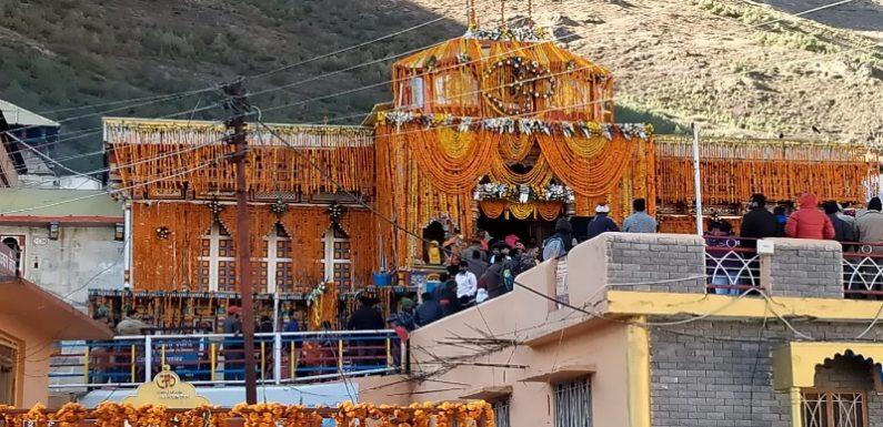 कोरोना से यात्रा प्रभावित तो रहेगी परन्तु रुकेगी नही विधायक महेंद्र प्रसाद भट्ट
