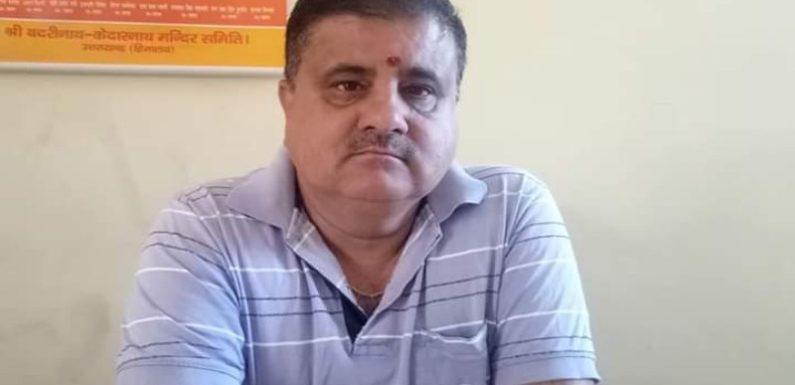 विधायक महेंद्र प्रसाद भट्ट ने कहा बिना मेरे से बात किये मेरे समाचार को गलत पेश किया गया