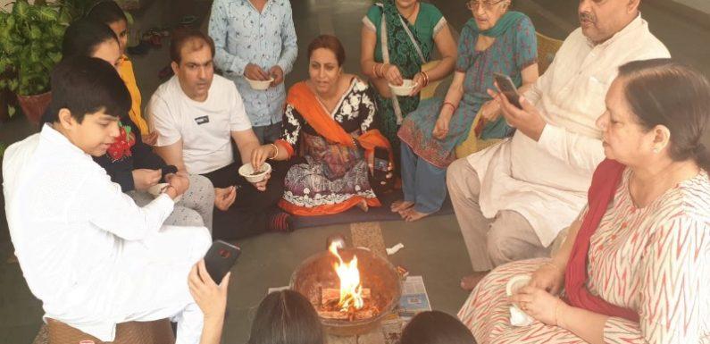 लॉक-डॉउन के दौरान परिवारों में ऊर्जा का संचार कर रहा है परिवार प्रबोधन