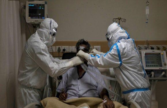 यूपी में रिकार्ड कोरोना के 378 नये रोगी मिले, आंकड़ा हुआ 8075