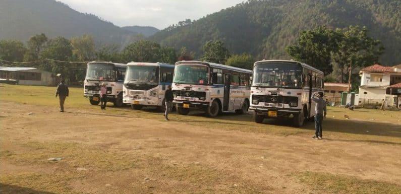 चण्डीगढ और राजस्थान से 233 लोग पहुंचे चमोली