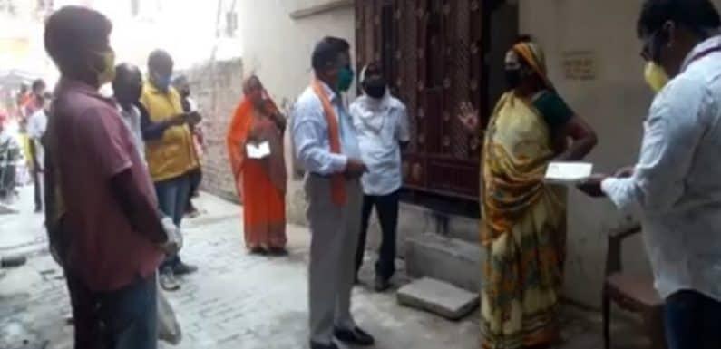 मुख्यमंत्री के अधीन विभाग में लुट रहे गोरखपुर के गरीब!