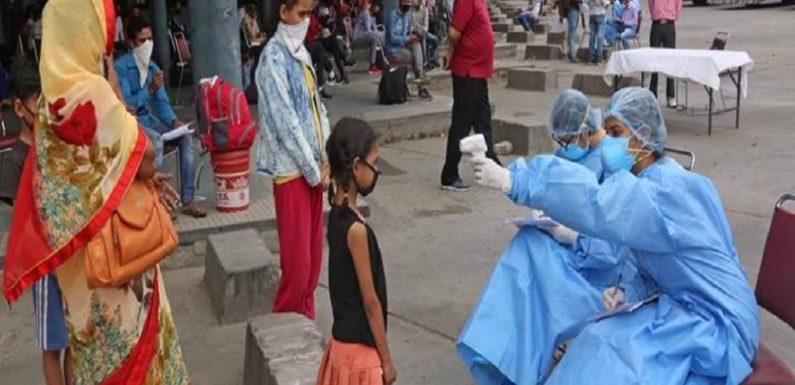 पहली बार यूपी में एक दिन में 200 से ज्यादा कोरोना रोगी मिले, मरने की संख्या शतक पार