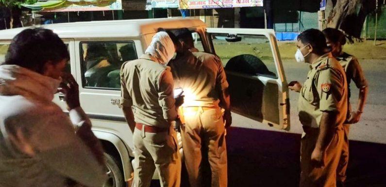 टीवी पत्रकार पर जानलेवा हमले,डकैती मामले में पुलिस ने 5 लोगों को किया ट्रेस