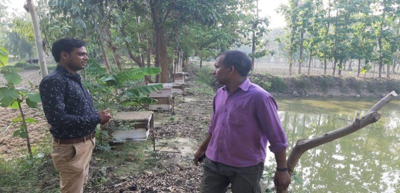 समेकित कृषि प्रणाली अपनाकर प्राप्त करें  दोगुना लाभ: डॉ विवेक प्रताप