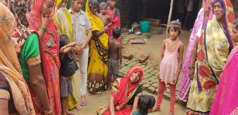 सीतापुर में भतीजे ने चाचा चाची का गला काटकर की हत्या