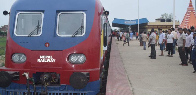 जयनगर-कुरथा रेलवे लिंक के लिए भारत नेपाल को देगा दो आधुनिक डेमू ट्रेन सेट