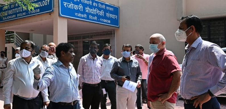 मार्केट की मांग के अनुरूप कौशल विकास करेगी दिल्ली सरकार-सिसोदिया
