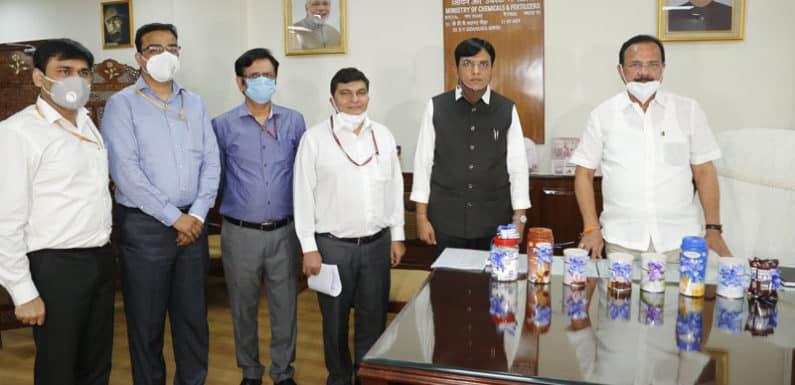 प्रधानमंत्री भारतीय जन औषधि परियोजना 8 नये पोषणयुक्त उत्पाद जारी