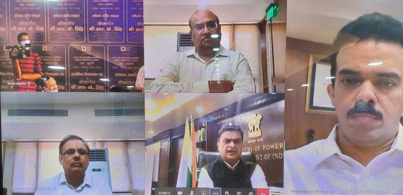 ऊर्जा मंत्री ने भोजपुर में 6.99 करोड़ की परियोजनाओं का किया उद्घाटन