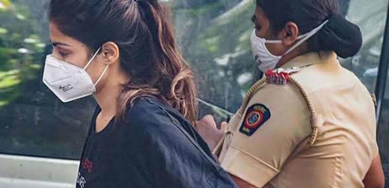 Rhea Chakraborti Update-रिया चक्रवर्ती को गिरफ्तार किया गया