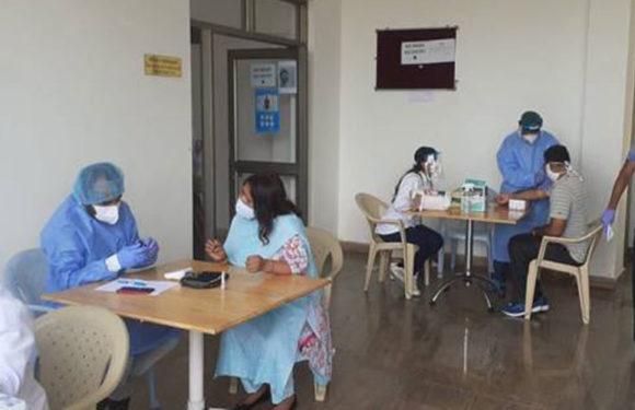 SARS-CoV-2 के एंटीबॉडी की जांच के लिए सीडीआरआई,में सीरोलॉजिकल परीक्षण