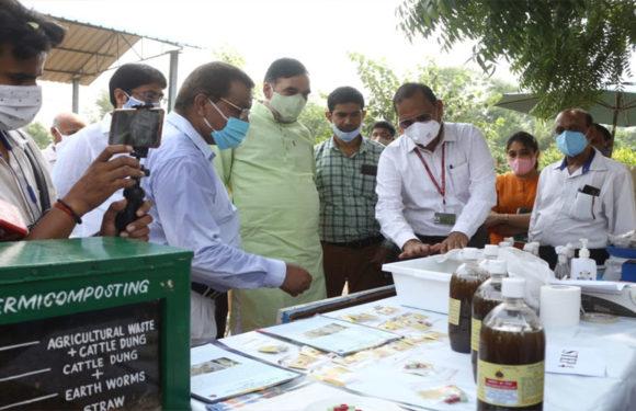 भारतीय कृषि अनुसंधान संस्थान ने विकसित की पराली से खाद बनाने की तकनीक