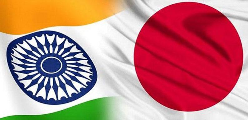 भारत और जापान सेनाओं के बीच  अनुबंध पर हुए हस्ताक्षर