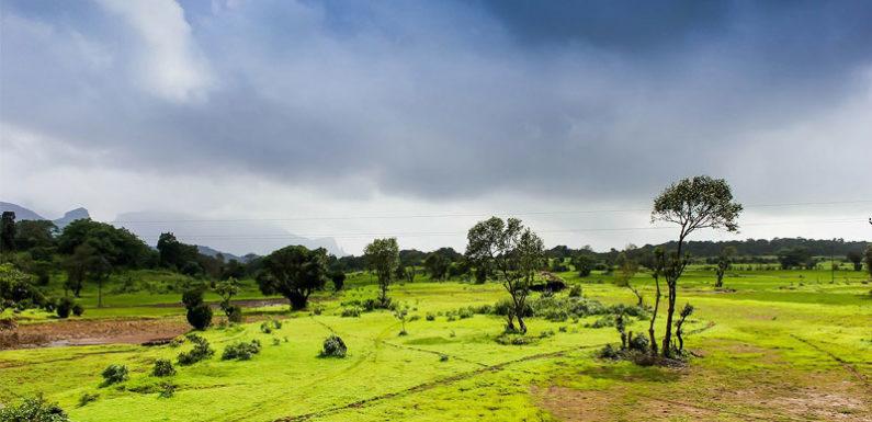 17 सितंबर, 2020 तक प्रायद्वीपीय भारत पर भारी वर्षा की संभावना