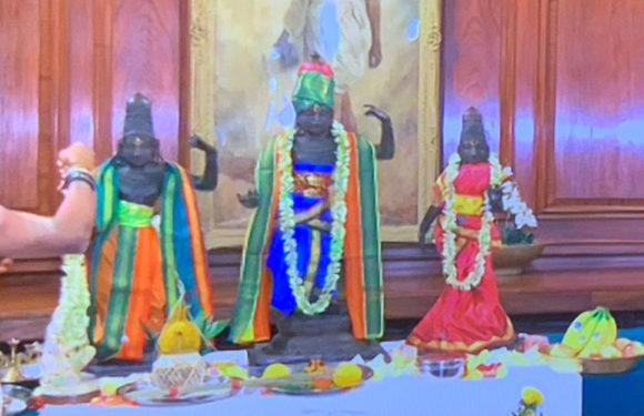 लंदन से वापस मिलीं भगवान राम, लक्ष्मण और सीता की चोरी हुईं प्रतिमाएं