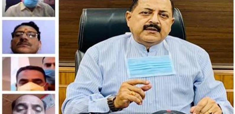 डॉ. जितेंद्र सिंह ने नए कृषि कानूनों में बिचौलियों के खात्मे का किया समर्थन
