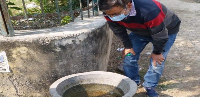 सीएमओ ने लखनऊ में शुरू की डेंगू के खिलाफ मुहिम