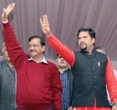 आम आदमी पार्टी के वरिष्ठ नेता और बुराड़ी विधायक संजीव झा बने पार्टी के बिहार प्रभारी