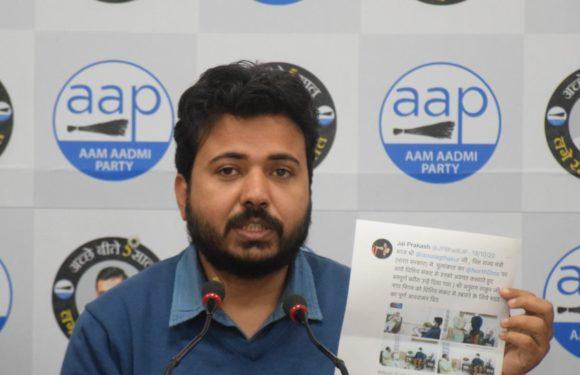 दिल्ली की जनता की तरह ही केंद्र सरकार को भी अब भाजपा शासित एमसीडी पर भरोसा नहीं- दुर्गेश पाठक