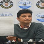 BJP councillor caught red-handed for taking Rs 10 lakh bribe: Saurabh Bhardwaj