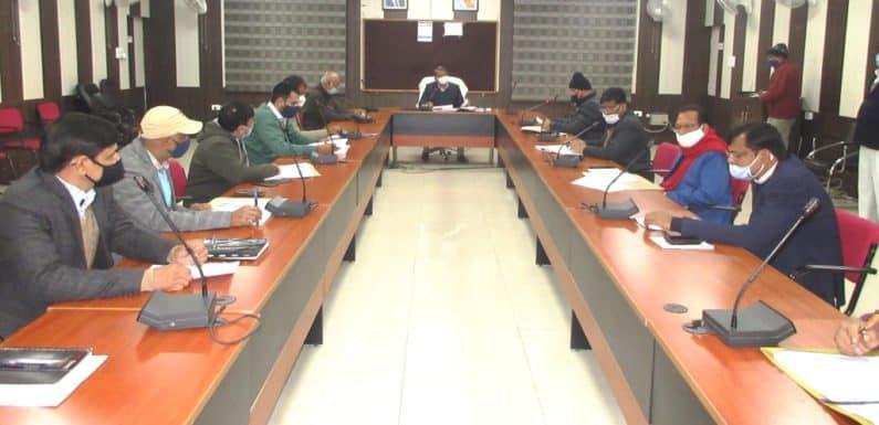 सीतापुर : लापरवाही बरतने पर पी0ओ0 नेडा का वेतन रोका गया