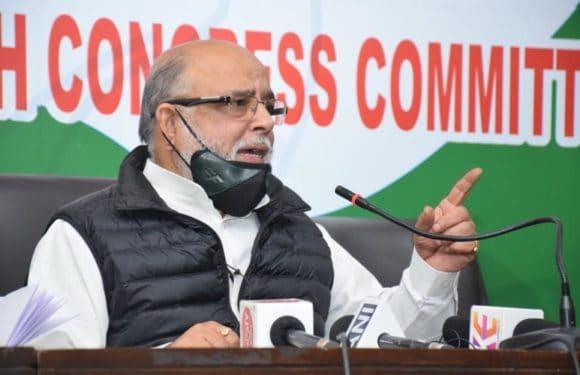 कोविड से मौत के दिल्ली नगर निगम के आंकड़े अरविन्द सरकार की पोल खोलते है-हरी शंकर गुप्ता