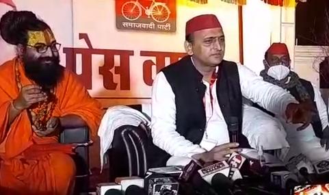 अखिलेश यादव ने तांडव वेब सीरीज का समर्थन कर बीजीपी पर बोला हमला