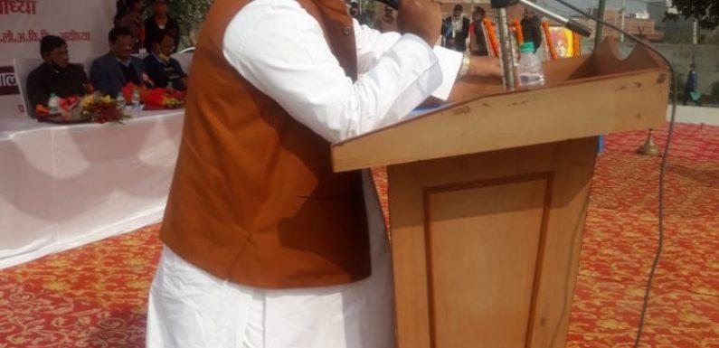 अयोध्या : अवध विश्वविद्यालय में आयोजित हुआ वृहद रोजगार मेला