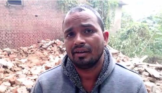 देवरिया : पेड़ के दबने से वृद्ध की दर्दनाक मौत
