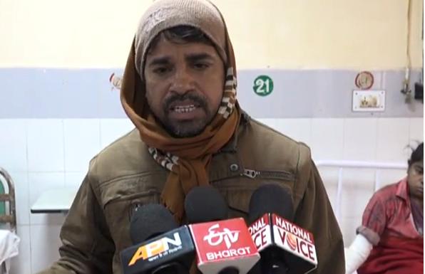 कानपुर : पत्नी की आदतों से नाराज पति ने सात लोगों को जिंदा जलाया