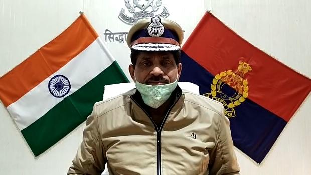 सिद्धार्थनगर : पुलिस महानिरीक्षक अनिल कुमार राय ने किया थानों का निरीक्षण