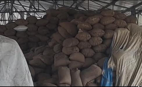 सिद्धार्थनगर : धान खरीद के नाम पर किया गया भारी घोटाला